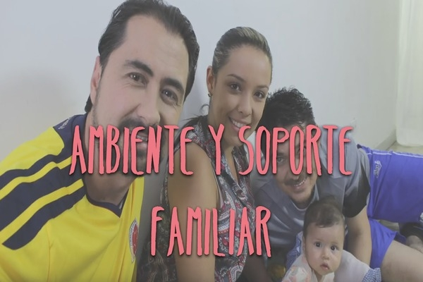 Ambiente y soporte familiar